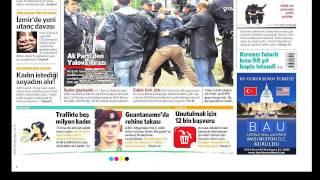 Gazete Manşetleri - Gazete Oku - 2 Haziran 2014