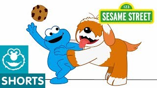 Sesame Street: Fetch that Cookie! | Me Want Cookie #2