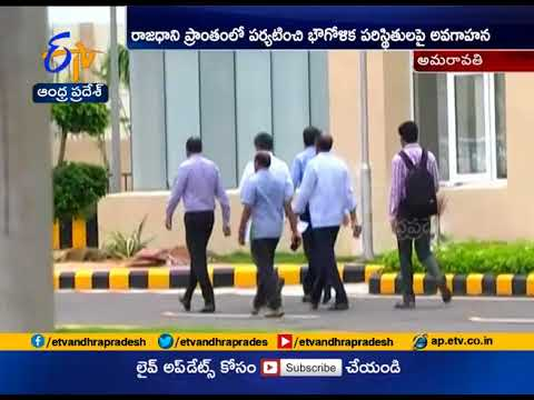SS Rajamouli meets Chandrababu over Assembly, HC building Designs