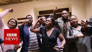 Zimabwe election: Why loyalty endures for Mugabe