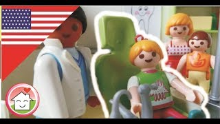 Playmobil Movie English At The Dentist The Hauser Family