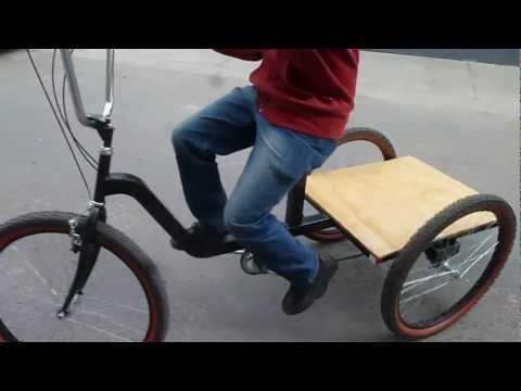 Triciclo de Carga para todo proposito en Clasicleta punto com