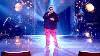 The Voice UK 2013 | Ash Morgan performs Sweet Dreams - The Knockouts 2 - BBC One
