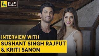 Sushant Singh Rajput & Kriti Sanon Interview with Anupama Chopra | Raabta