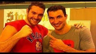 Wladimir Klitschko Picks Anthony Joshua to DEFEAT Tyson Fury In FUTURE MEGA FIGHT