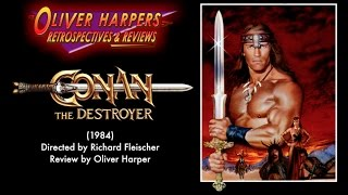 Conan The Destroyer (1984) Retrospective / Review