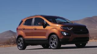 Ford EcoSport SES 2017, Driving, Exterior, Official Video