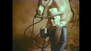 Bonanza - Western - Vintage Action Figures - TV Toy Commercial - TV Spot - TV Ad