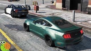GTA 5 Roleplay - Bullitt Mustang vs Cops... (Online)