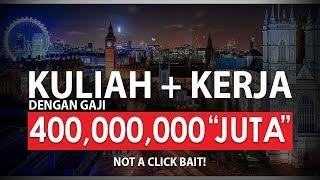 CARA KULIAH & KERJA GAJI 400jt - Placement Year United Kingdom #TIPSKULIAHDIUK