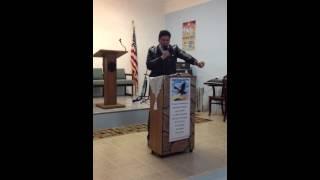 Predica Del Hermano Oscar Gomez!