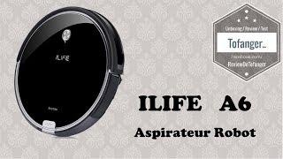 iLife A6 - Aspirateur Robot