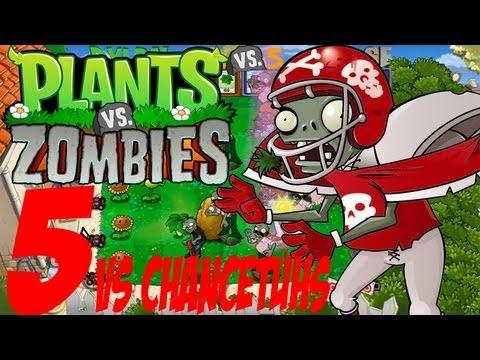 Plants Vs Zombies Vs Mode Versus Chancetuhs 5