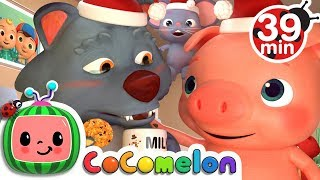We Wish You a Merry Christmas | +More Nursery Rhymes & Kids Songs - ABCkidTV