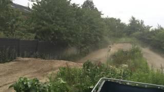 Oscar Brix - Motocross træning i Ballerup