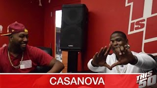 Casanova Signs To Roc Nation?; Locked Up W/ Taxstone; Says 'Robbers Are Haters' ; Don't Run