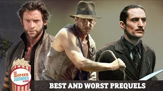 The Best and Worst Prequels of All Time!