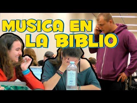 TONOS DE LLAMADA EMBARAZOSOS EN LA BIBLIOTECA ft. Master Pranks