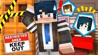Yandere High School - WHAT IS HE HIDING IN THAT CLOSET? [S2: Ep.27 Minecraft Roleplay]