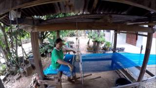 Das Seidendorf in Buriram - Thai Silk Village