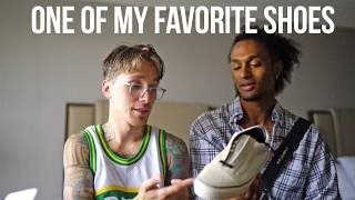 HE DIDN'T BELIEVE I GOT THESE SHOES feat. UNKNOWN VLOGS