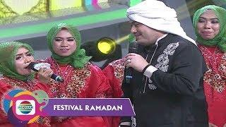 NASSAR GE-ER Diajak Nyanyi Bareng Ibu Ibu Cantik Al Hijrah dari Bulukumba | Festival Ramadan 2018