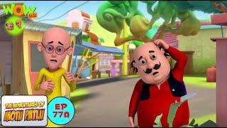 Download Monkey Kingdom - Motu Patlu in Hindi - 3D Animation Cartoon for Kids 3Gp Mp4