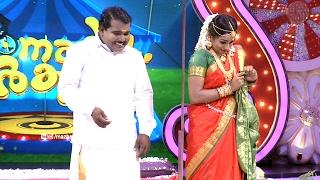 Komady Circus I Shivadas & Lakshmi - Skit I Mazhavil Manorama