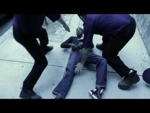 Secret footage - Guy arrested for sagging pants