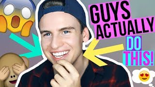 5 SIGNS A GUY WANTS YOU TO KISS HIM! (GUY SECRETS)