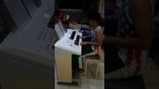 Morong Church organ Yamaha ELB-02