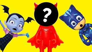VAMPIRINA Disney ASSISTANT with PJ Masks Stolen Spooky Halloween Costumes