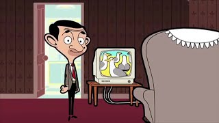 Mr Bean Full Episodes ᴴᴰ The Best Cartoons! New Funny Collection 2016 :: Part 3