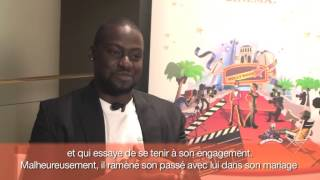 Interview de Chris Attoh - Nollywood TV