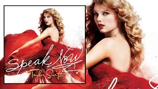 Taylor Swift - Speak Now (Album Preview)
