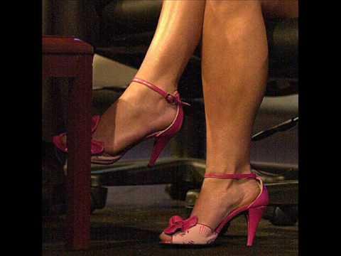 Britney Spears high heels