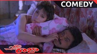 Pokiri Raja Movie ||  Venkatesh , Prathibha Sinha Comedy Scene || Venkatesh, Roja