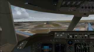 FSX - Boeing 747-400 KLM