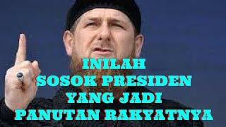 Inilah Sosok Presiden Chechya Yang Taat Beragama