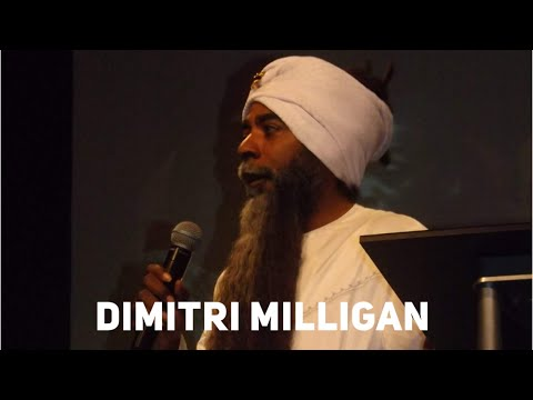 Hebrew Elder Dimitri Milligan and Hebrew music artist Moshey - James 1:1 Conference Jacksonville FL