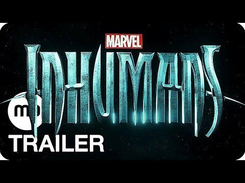 MARVEL'S INHUMANS Staffel 1 Trailer German Deutsch (2017)