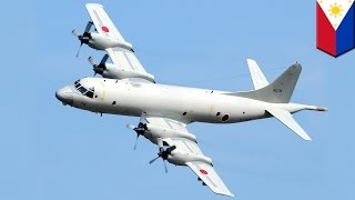 Japan, Philippines anger China with P-3C Orion training exercise near Spratly Islands - TomoNews