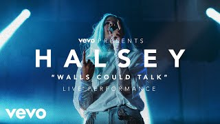 Halsey - Walls Could Talk (Vevo Presents)