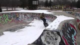 Tank Skateboard