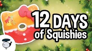 12 Days of Squishies [Squishy Music Video]