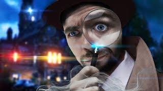WHO DID THE MURDER!? | Cluedo #1 w/ Ethan & Robin