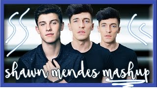 Shawn Mendes Mashup  5 Songs 1 Guy  Mercy Stitches Treat You Better