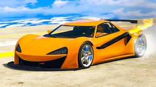 BRAND NEW SUPER FAST $1,500,000 CAR! (GTA 5 Funny Moments)