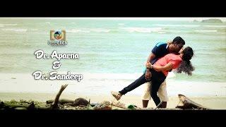 Dr Aparna + Dr Sandeep Wedding Highlights