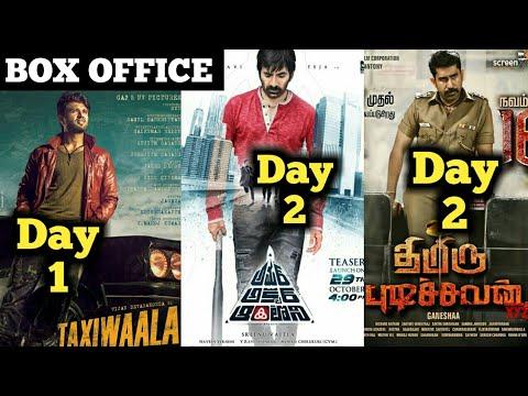 Xxx Mp4 Box Office Collection Of Taxiwaala Amar Akbar Anthony Amp Thimiru Pudichavan 17 Nov 2018 3gp Sex